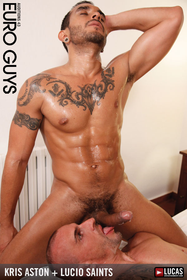 Auditions 43: Euro Guys - Gay Movies - Lucas Entertainment