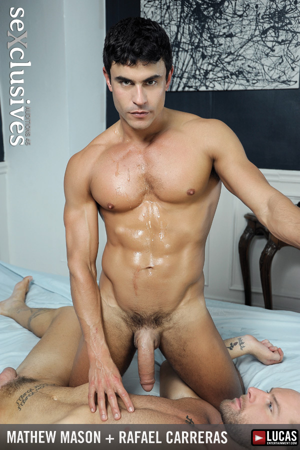 Rafael Carreras Busts in Mathew Mason