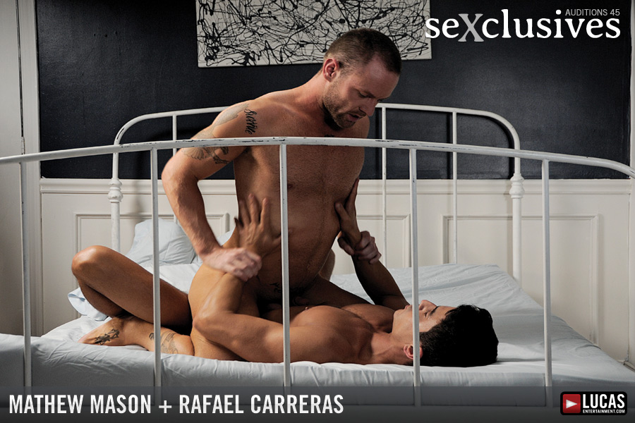 Auditions 45: Sexclusives - Gay Movies - Lucas Entertainment