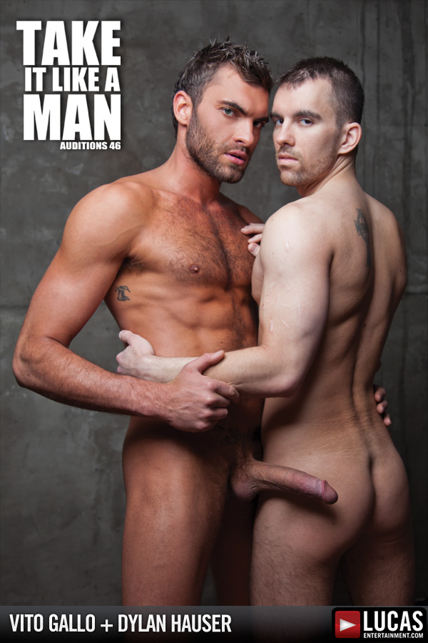 Auditions 46: Take It Like a Man - Gay Movies - Lucas Entertainment