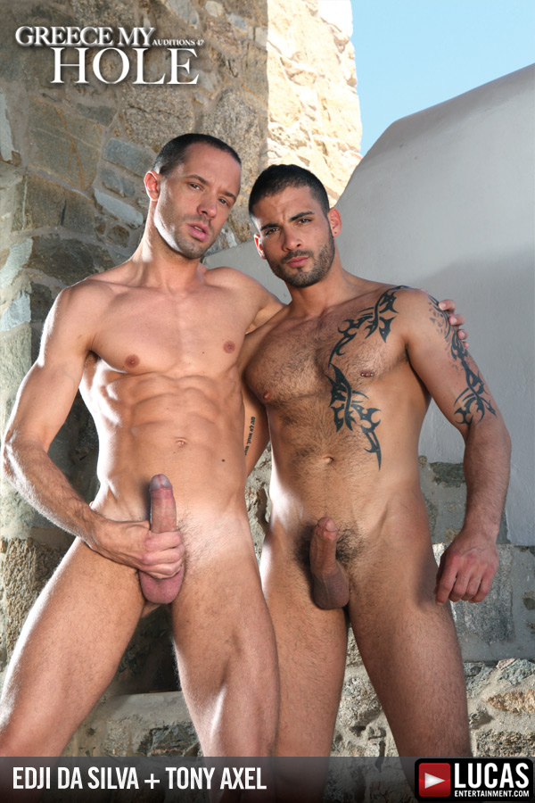 Auditions 47: Greece My Hole - Gay Movies - Lucas Entertainment