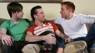 Ben Andrews, Chad Hunt, and Steve Ponces Threeway