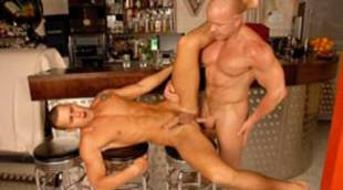 Daddy Domination: Akos Piros and Paulo Mickey