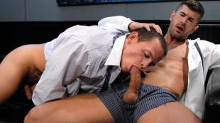Suits Adam Killian and Cavin Knight Flip-Fuck