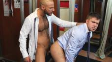Execs Jonathan Agassi and Marko Lebeau Play in Public