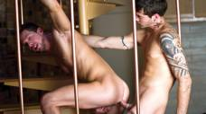 Hayden Colby Bends Over for Ben Rose's Cock