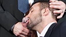 Tomas Brand and Donato Reyes Fuck After Hours