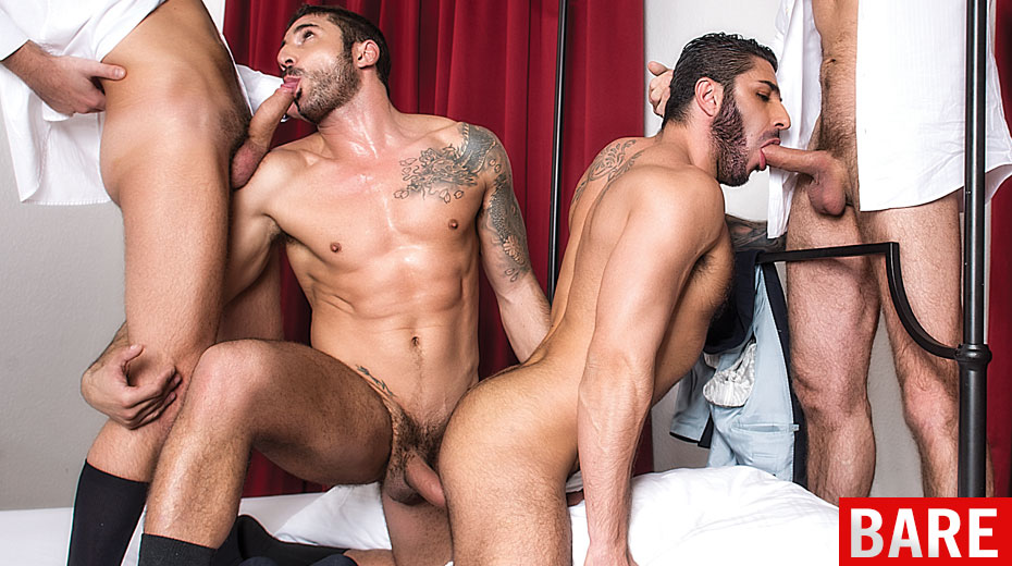 from Pablo men gay group bareback