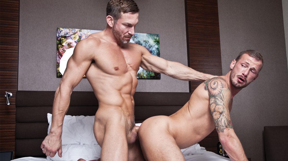 Tomas Brand And Logan Rogue Have Raw Sex