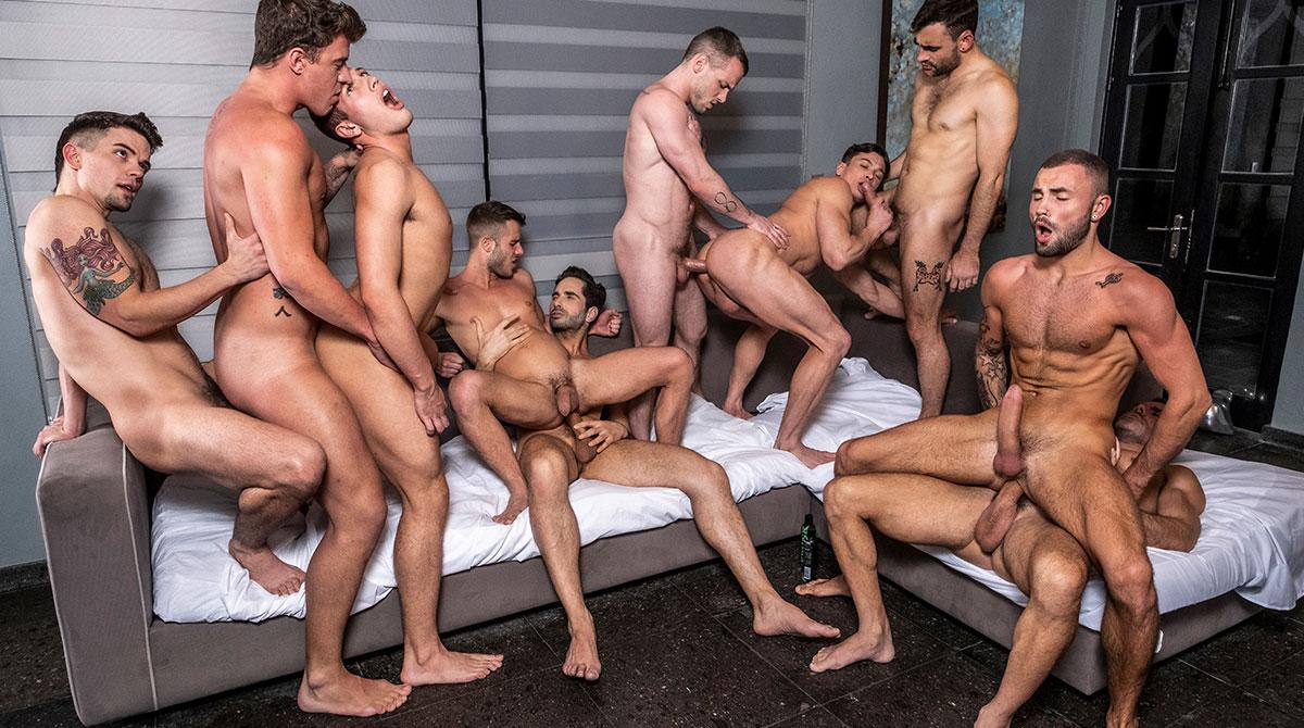 Порно Фильм Геи Групповой Секс