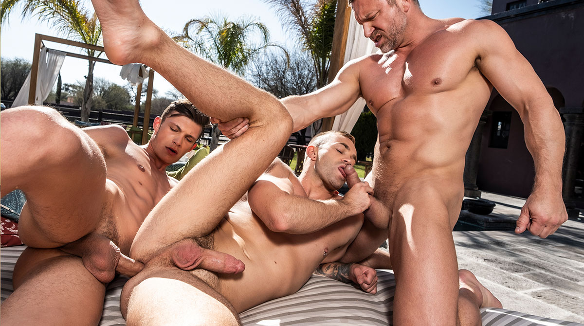 Tomas Brand Fucks Braxton Boys And Jackson Radiz