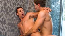 Michael Lucas and Nick Capra