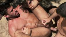 TITAN: Spencer Reed Pounds Logan Scott