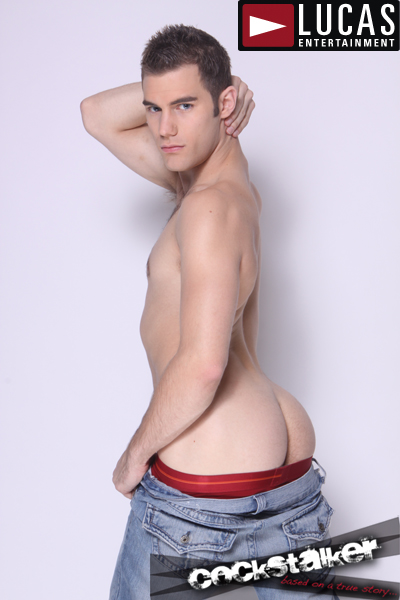 Jackson Wild - Gay Model - Lucas Entertainment