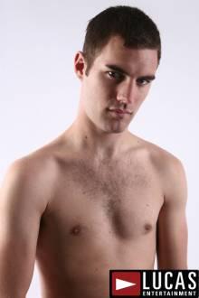 Jackson Wild - Gay Model - Lucas Entertainment