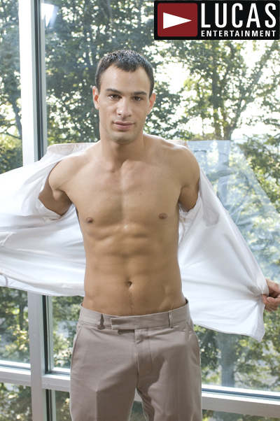 Jacob Samson - Gay Model - Lucas Entertainment