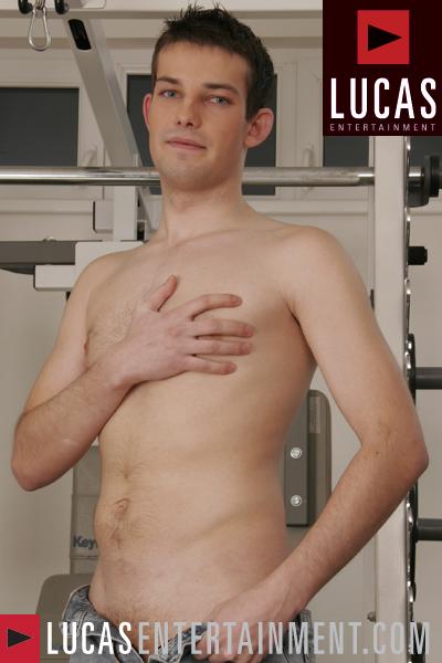 Jakub Velner - Gay Model - Lucas Entertainment