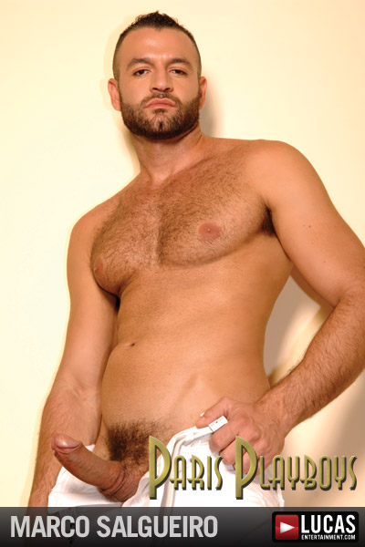 Marco Salgueiro - Gay Model - Lucas Entertainment