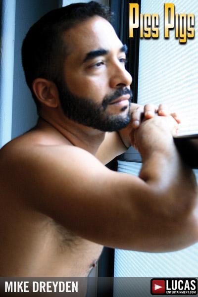 Mike Dreyden - Gay Model - Lucas Entertainment