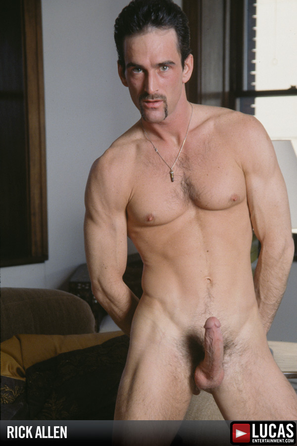Rick Allen - Gay Model - Lucas Entertainment
