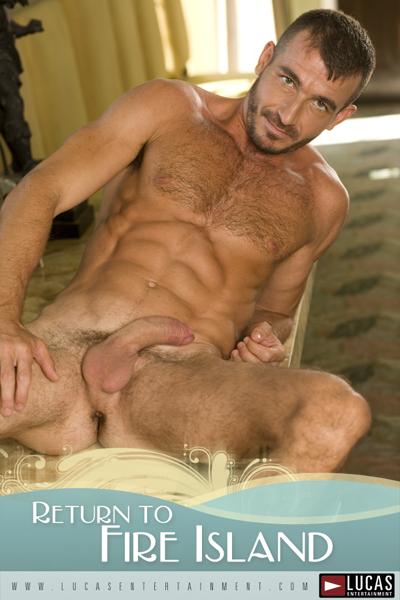 Luca Ciccone - Gay Model - Lucas Entertainment