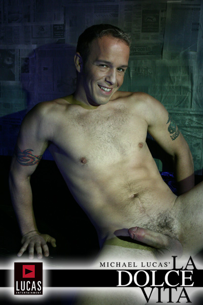 Rod Barry - Gay Model - Lucas Entertainment