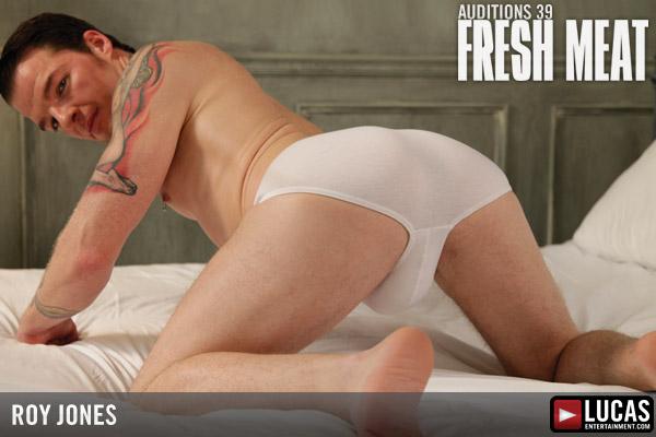 Roy Jones - Gay Model - Lucas Entertainment
