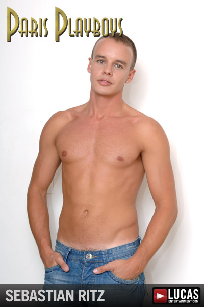 Sebastian Ritz - Gay Model - Lucas Entertainment