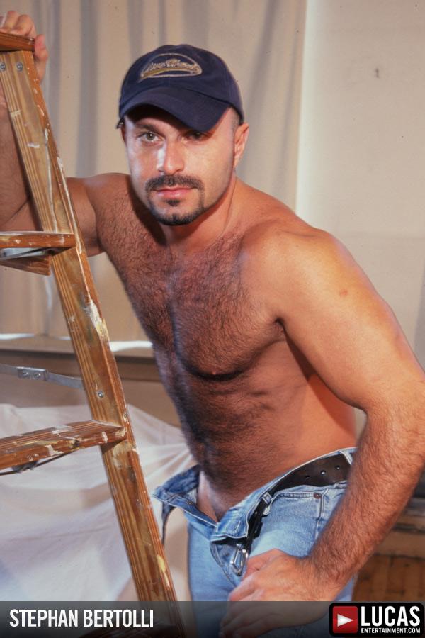 Stephan Bertolli - Gay Model - Lucas Entertainment