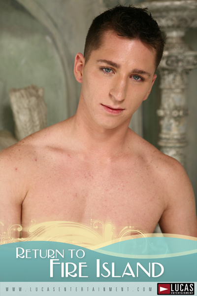 Travis Irons - Gay Model - Lucas Entertainment