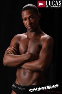 Treshawn Valentino - Gay Model - Lucas Entertainment