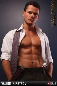 Valentin Petrov - Gay Model - Lucas Entertainment