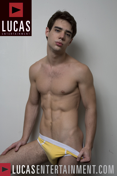 Zack Randall - Gay Model - Lucas Entertainment