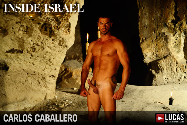 Carlos Caballero - Gay Model - Lucas Entertainment