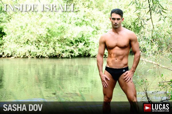 Sasha Dov - Gay Model - Lucas Entertainment