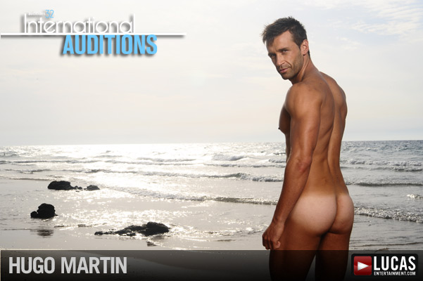 Hugo Martin - Gay Model - Lucas Entertainment