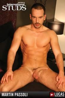 Martin Passoli - Gay Model - Lucas Entertainment