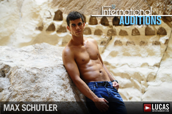 Max Schutler - Gay Model - Lucas Entertainment