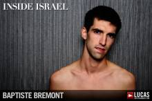 Baptiste Bremont - Gay Model - Lucas Entertainment