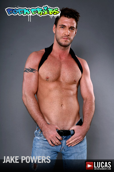 Jake Powers - Gay Model - Lucas Entertainment