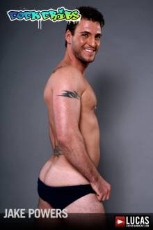 Jake Powers - Gay Model - Lucas Entertainment