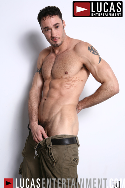 Anthony Marks - Gay Model - Lucas Entertainment
