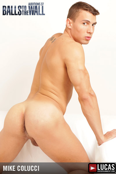 Mike Colucci - Gay Model - Lucas Entertainment