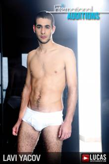 Lavi Yacov - Gay Model - Lucas Entertainment