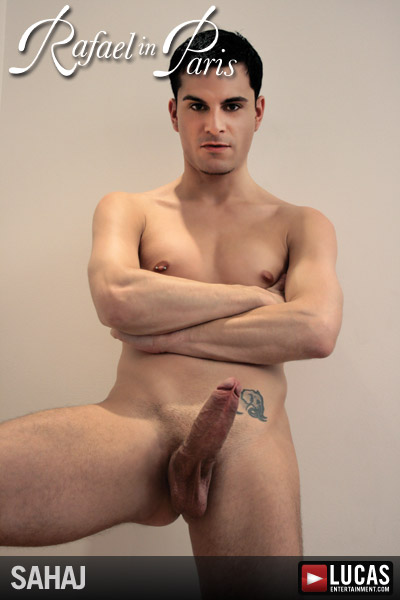 Sahaj - Gay Model - Lucas Entertainment