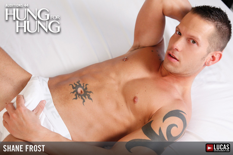 Shane Frost - Gay Model - Lucas Entertainment