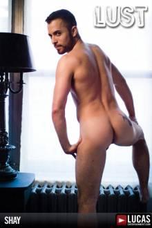 Shay - Gay Model - Lucas Entertainment