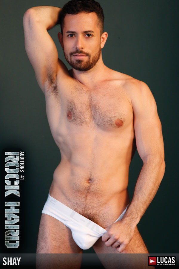 Shay - Gay Model - Lucas Entertainment