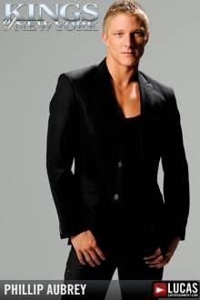 Phillip Aubrey - Gay Model - Lucas Entertainment