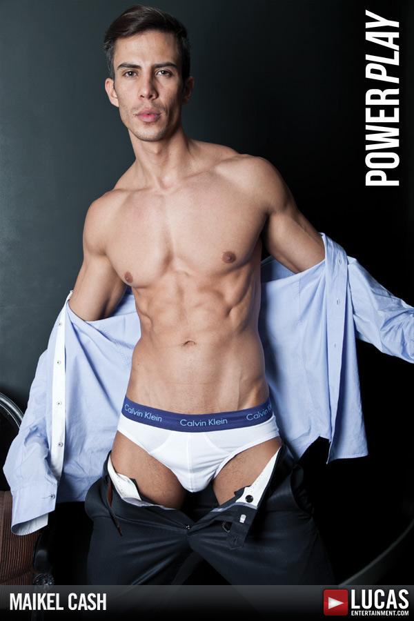 Maikel Cash - Gay Model - Lucas Entertainment
